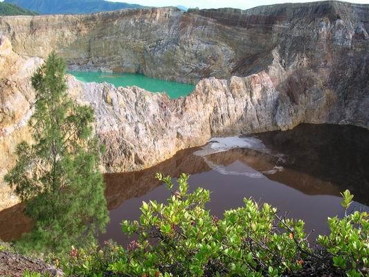 Gorgeous Kelimutu Lake