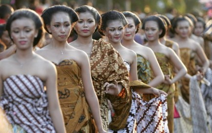 Traditional batik Clothing
