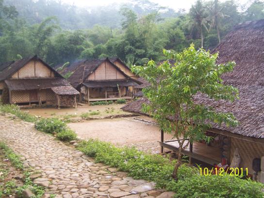 Balingbing Village - Outer Baduy