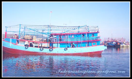 Muara Angke Harbour