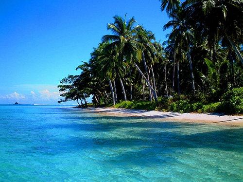 Mentawai Island