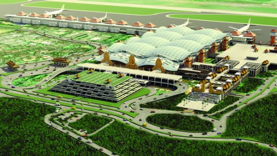 The New Airport - Ngurah Rai