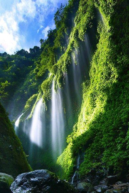Madakaripura Waterfall, East Java