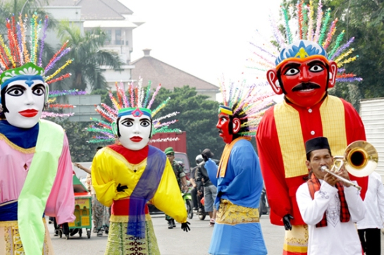 Betawi Traditional Doll