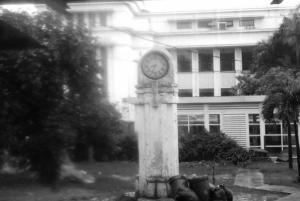 Pemandangan Indah Khas Kolonial di Kota Tua