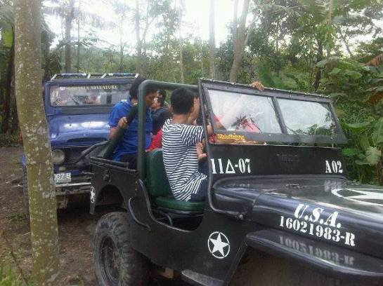 "Merapi ""Off Road"" Tour"